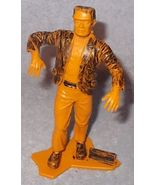 Louis Marx Co Universal Pictures Co Frankenstein Monster Toy Figure 1960s - $24.95