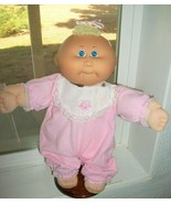 CABBAGE PATCH KIDS  1985 HM1 PREEMIE BLUE EYES CPK SLEEPER NEW DIAPER COLLECTIBL - $14.54