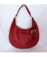 Michael Michael Kors Large Leather Mulberry Hobo DP806 $298 - $171.83