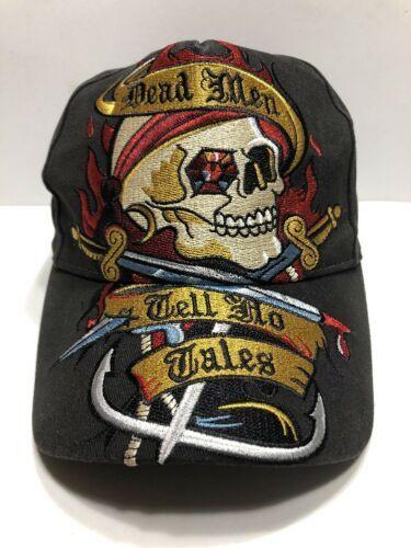 1c6adad8 Walt Disney Dead Men Tell No Tales Cap Hat and 50 similar items