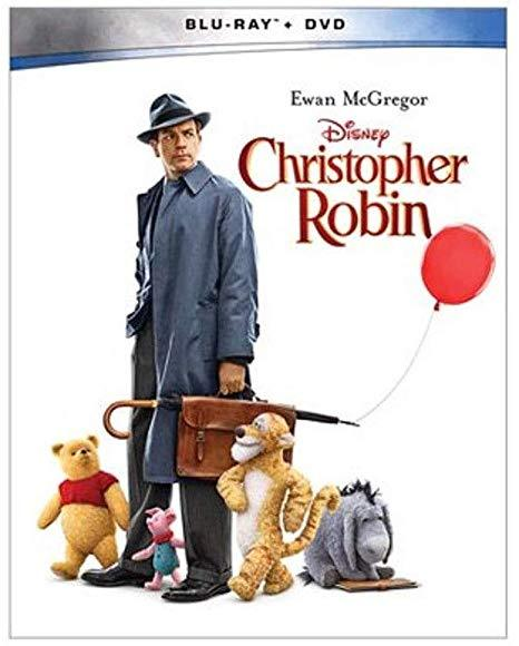 Disney Christopher Robin (Blu-ray/DVD)
