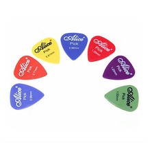 25pcs Alice Picks Matte Surface guitar Paddles AH7
