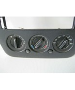 FORD EXPLORER 2002 AC Control Switches Center Dash Control Panel Bezel OEM - $46.01
