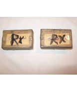 Rx, Pharmacy, Mini Weight Sets , Set of 2 Different Weights , Vintage , ... - $95.00