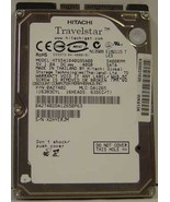 "40GB SATA 2.5"" drive Hitachi - HTS541040G9SA00 Free USA Ship Our Drives ... - $9.95"