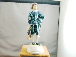"1966 Goebel Art Figurine Blue Boy by Sir Thomas Gainsborough 8.75"" W Ger... - $49.99"
