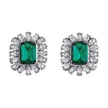 Avon Sparkle Royal Stud Earrings - $16.83