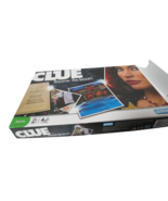 Hasbro 2008 Game Of Clue Discover The Secrets Parker Brothers Game  - $11.39