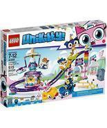 LEGO Unikitty Unikingdom Fairground Fun 41456 Building Set (515 Piece) - $77.97