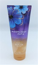 Bath and Body Works Moonlight Path Golden Sugar Scrub, 8 oz New - $14.99
