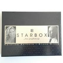 LR STARBOX FINE PERFUMERY Karolina Kurkova & Bruce Willis 36 x 2ml VIALS - $48.51