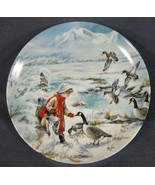 Sharing Collector Plate Nature's Child Mimi Jobe Knowles China 84-K41-100.1 - $21.95