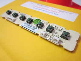 Vizio 3642-0072-0156 (0174-1770-2042) Key Control Board [See List] - $16.95