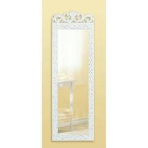 Accent Plus Elegant White Wall  Mirror - $25.99