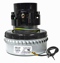 Ametek Lamb 5.7 Inch 2 Stage PB 240 Volt B/B Vacuum Cleaner Motor 119405-00 - $216.00