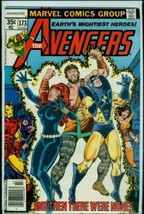 Marvel Comics The AVENGERS #173 VFN 8.0 - $9.00