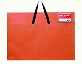 """Star Products Wallet Port Whandle Tote Bag, 20"""" x 26"""", Red - $14.39"""