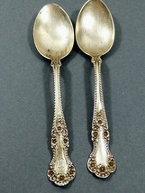 1899 Gorham Cambridge Sterling Silver Hallmarked Monogramed set of 2 Tea... - $103.95