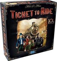 Ticket to Ride: 10th Anniversary Edition - $494.15