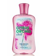 Bath & Body Works Citrus Orchid Chill Shea Enriched Shower Gel 295ml / 1... - $9.95