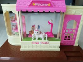 Konggi Rabbit Pet Shop Supply Store Dog Cat Caring Doll Roleplay Toy Dollhouse image 9