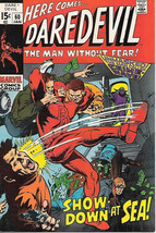 Daredevil Comic Book #60 Marvel Comics 1970 VERY FINE- - $24.11