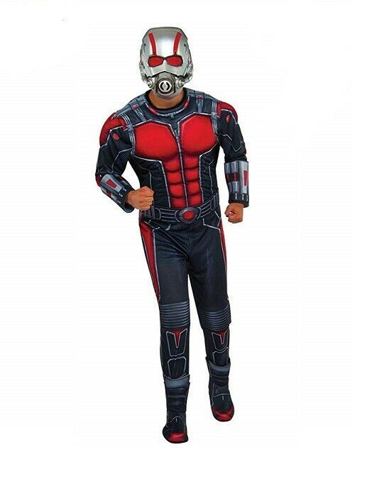 Primary image for Men's Ant-Man Deluxe Costume, Multi, X-Large