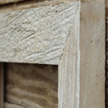 """The Appalachian 2.5"""" Whitewashed --(All Sizes) -The Loft Signature Handcrafted V - $19.00"""