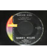 Garry Miles Dream Girl 45 Wishing Well Aka. Zumbido Cason Liberty - $15.79