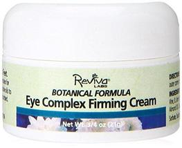 Reviva Labs Eye Complex Firming Cream, .75 oz. - $25.99