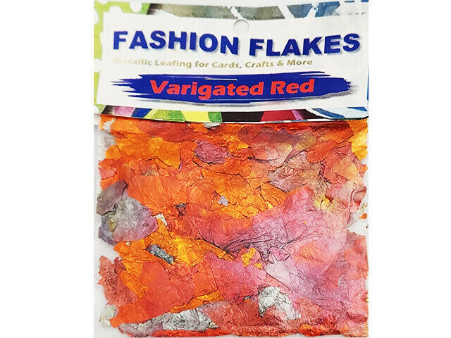 Biblical Impressions Fashion Flakes Variegated Red
