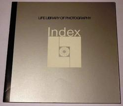 Index. The Life Library of Photography [Paperback] [Jan 01, 1974] Time-L... - $8.90