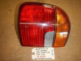 **98-99-01-02 Kia Sportage Left Driver Side Tail Light 1911091 (CL-61)* - $38.61