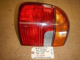 **98-99-01-02 KIA SPORTAGE LEFT DRIVER SIDE TAIL LIGHT 1911091 (CL-61)* - $38.61