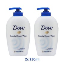 Dove Beauty Cream Caring Hand Wash, 250 Ml / 8.45 Ounce (Pack of 2) - $12.12