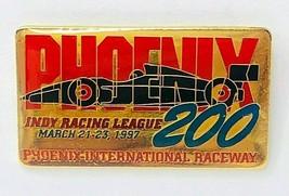 Phoenix Indy Racing League 200 March 21, 1997 Hat Racing Pin  - $13.99