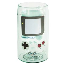 Nintendo Gameboy Pint Glass Clear - $18.98