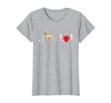 Dog Fashion - Poodle Dog Heartbeat Funny Dog Gift Tee Shirt Wowen - $19.95+