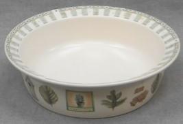 Pfaltzgraff Portfolio Naturewood Pattern Vegetable/Serving Bowl Made In Usa - $18.21