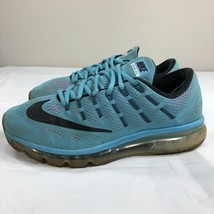 Nike Air Max 2016 Running Shoes Women's 9.5 Trainer Athletic Blue Pink 9... - $34.99