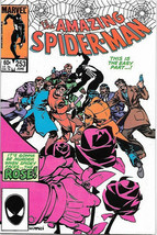 the Amazing Spider-Man Comic Book #253 Marvel Comics 1984 FN+/VERY FINE- UNREAD - $9.74