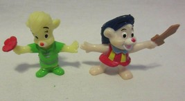 (2) 1991 Kellogg's Disney GUMMI BEARS PVC Figures Sunni Cubbi Buy It Now... - $6.99