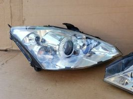 02-04 Ford Focus SVT HID Xenon Headlight Lamp Set L&R  - POLISHED image 3