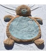 "Blue Mary Meyer Bestever Plush Bear Playmat 30"" x 36"" Tummy Time - $24.18"