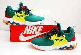 Nike React Presto. Women's Multi-Color Shoes. Size:8.5 -REG:$130 - $119.99