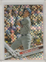 2017 Topps Chrome Wal-Mart Mega Box X-Fractor #50 Corey Seager - $1.42