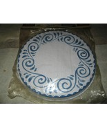 """(4) Corelle Coordinates""""Ocean View"""" by Reston Lloyd Electric Stovetop Ro... - $7.99"""