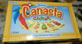 Deluxe Canasta Cliente Card Game-Complete - $18.99