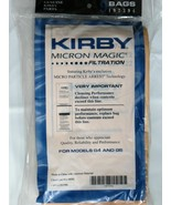 12 KIRBY VACUUM CLEANER BAGS G3 G4 G5 G6 ULTIMATE G G7 G7D MICRON MAGIC - $26.72