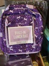 Bentgo Kids Prints 2-In-1 Backpack & Insulated Lunch Bag – Durable, Ligh... - $33.30
